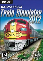 Railworks 3: Train Simulator 2012 PC