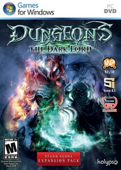 Dungeons: The Dark Lord PC