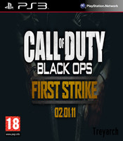 Call of Duty: Black Ops - First Strike for PlayStation 3 last updated Sep 30, 2011