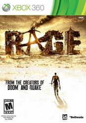 Rage for Xbox 360 last updated Dec 30, 2012