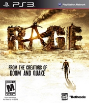 Rage for PlayStation 3 last updated Dec 30, 2012