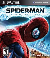 Spider-Man: Edge of Time PS3