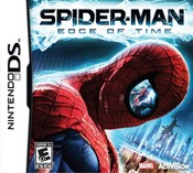 Spider-Man: Edge of Time for Nintendo DS last updated Jan 30, 2013