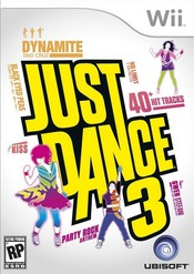 Just Dance 3 for Wii last updated Oct 12, 2012