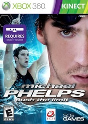 Michael Phelps: Push the Limit Xbox 360