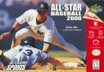 All-Star Baseball 2000 N64
