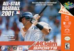 All-Star Baseball 2001 N64