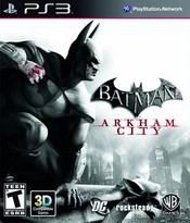 Batman: Arkham City for PlayStation 3 last updated Jul 16, 2012