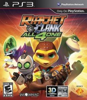Ratchet & Clank: All 4 One for PlayStation 3 last updated Dec 31, 2011