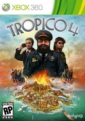 Tropico 4 for Xbox 360 last updated Mar 13, 2013