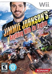 Jimmie Johnson's Anything With an Engine Wii