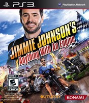 Jimmie Johnson's Anything With an Engine PS3
