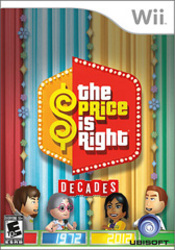 The Price is Right: Decades Wii