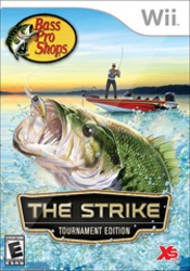 Bass Pro Shops: The Strike - Tournament Edition Wii