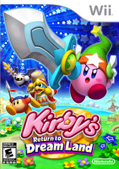 Kirby's Return to Dreamland Wii