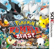 Pokemon Rumble Blast for 3DS last updated Mar 05, 2012