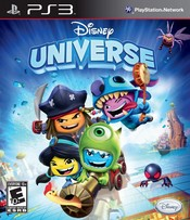 Disney Universe for PlayStation 3 last updated Jan 27, 2012