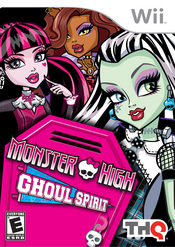 Monster High Ghoul Spirit Wii