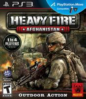 Heavy Fire: Afghanistan PS3