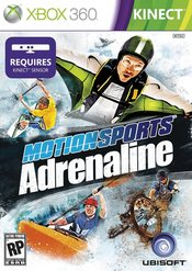 MotionSports Adrenaline Xbox 360