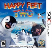 Happy Feet Two: The Videogame 3DS
