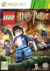 LEGO Harry Potter: Years 5-7 Xbox 360