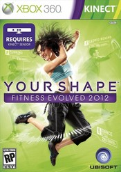 Your Shape: Fitness Evolved 2012 for Xbox 360 last updated Nov 07, 2011