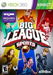 Big League Sports Xbox 360