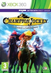 Champion Jockey: G1 Jockey and Gallop Racer Xbox 360