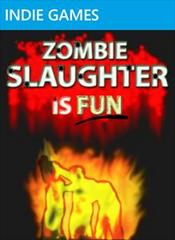 Zombie Slaughter is Fun Xbox 360