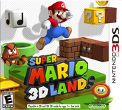 Super Mario 3D Land for 3DS last updated Jan 12, 2013