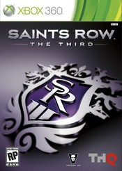 Saints Row: The Third for Xbox 360 last updated Apr 23, 2013