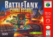BattleTanx: Global Assault N64