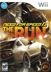 Need for Speed: The Run for Wii last updated Nov 14, 2011