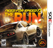 Need for Speed: The Run DS