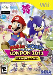 Mario and Sonic at the London 2012 Olympic Games for Wii last updated Dec 15, 2012