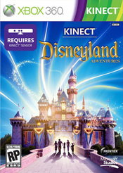 Kinect: Disneyland Adventures for Xbox 360 last updated Jan 17, 2012