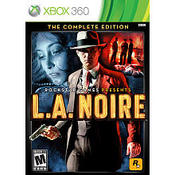 L.A. Noire: The Complete Edition for Xbox 360 last updated Jul 09, 2013