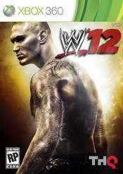 WWE 12 for Xbox 360 last updated Apr 03, 2013