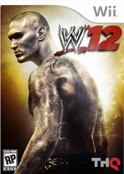 WWE 12 for Wii last updated Mar 12, 2012