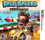 Face Racers: Photo Finish DS