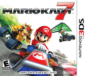 Mario Kart 7 for 3DS last updated Aug 13, 2012