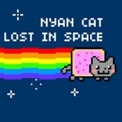 Nyan Cat: Lost In Space iPhone