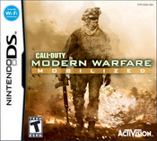 Call of Duty: Modern Warfare - Mobilized DS