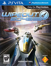 Wipeout 2048 for PS Vita last updated May 01, 2012