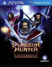 Dungeon Hunter: Alliance for PS Vita last updated Feb 16, 2012