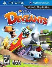 Little Deviants for PS Vita last updated Dec 23, 2011
