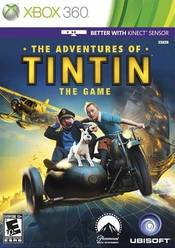 The Adventures of Tintin: The Game Xbox 360