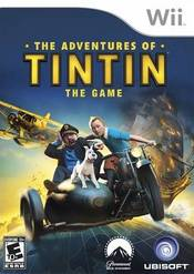 The Adventures of Tintin: The Game Wii