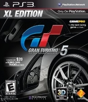 Gran Turismo 5 XL Edition for PlayStation 3 last updated Jan 23, 2012